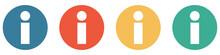 Bunter Banner Mit 4 Buttons: I...