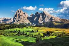 Famous Alpe Di Siusi - Seiser ...