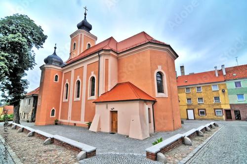 Photo Kościół Świętej Trójcy i Najświętszej Maryi Panny Różańcowej – rzymskokatolicki