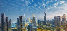 Dubai - Amazing City Skyline W...