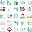 Architecture & engineering Vector Icon which can easily modify or edit 1