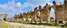 Ruine Romaines, Arc De Triomphe