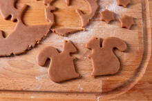Cutting Out Pastry Shapes For ...