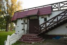 Old Shabby Idle Ravaged Tavern...