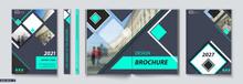 A4 Brochure Business Cover Des...