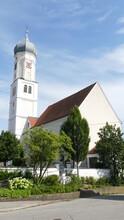 Kirche St. Adelgundis Anhausen