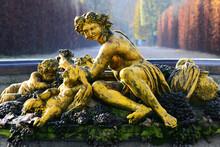 Bassin De Bacchus - Jardins Du...