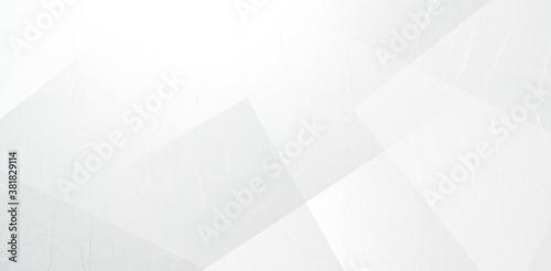 Fototapeta 白色の和紙の背景素材(アブストラクト)