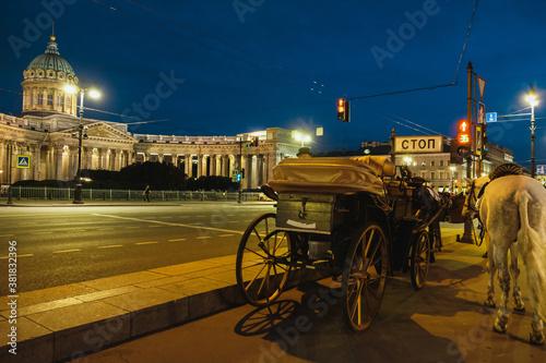 Fototapety, obrazy: Saint-Petersburg