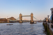 Beautiful Shot Of Tower Bridge...