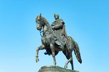 Monument To King John Of Saxon...