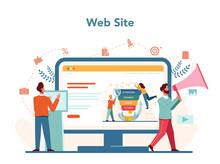 Marketer Online Service Or Pla...