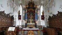Chor Wallfahrtskirche St. Mich...