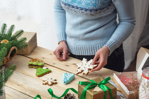 Valokuva preparation for Christmas
