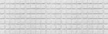 Panorama Of White Stone Block ...