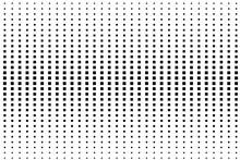 Squares Halftone Geometric Bac...
