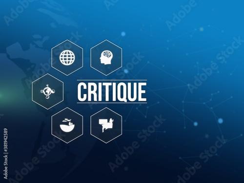 critique Fototapet
