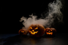 Three Creepy Halloween Steamin...