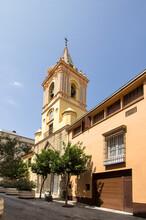 Little Church In Seville, Spain