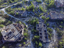 Abandoned Construction Site Of...