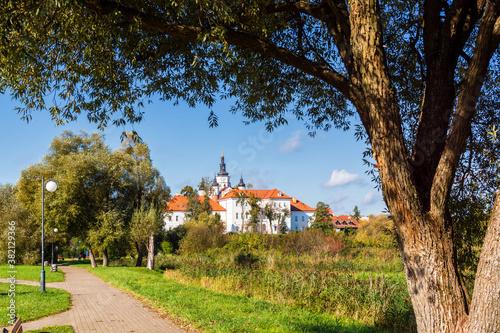 Obraz Atrakcje turystyczne Supraśla, Podlasie, Polska - fototapety do salonu