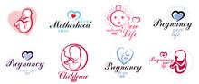 Pregnancy And Motherhood Theme...