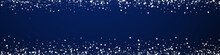 Random White Dots Christmas Ba...