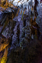 The Interior Of The Cave Of St. Michael´s