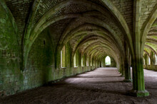 Fountains Abbey, England, UK