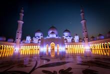 Amazing Grand Mosque. Sheikh Z...