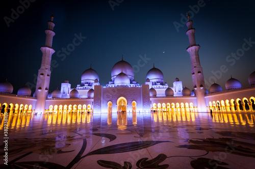 Photographie Amazing Grand Mosque