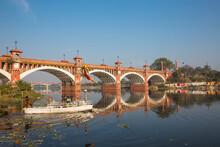 Bridge Over Gomti River, Luckn...