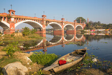 Bridge Over Gomti River, Luckn...