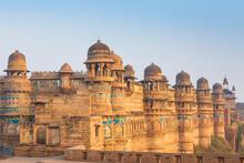 Man Singh Palace, Gwalior Fort, Gwalior, Madhya Pradesh, India