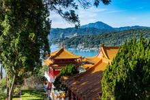 Wenwu Temple, Sun Moon Lake, National Scenic Area, Nantou County, Taiwan