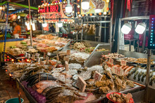 Fresh Seafood For Sale In Buki...