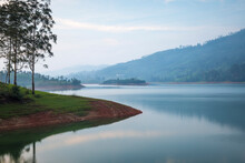 Castlereagh Lake, Hatton, Central Province, Sri Lanka