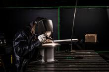 Welder That Welds Aluminum In ...