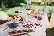 Aperitif For A Wedding