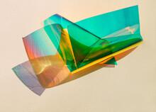 Futuristic Sculpture Abstract Art
