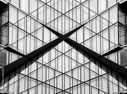 Abstract architecture detail Fototapeta
