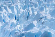 Detail View Of Glacier Grey In...