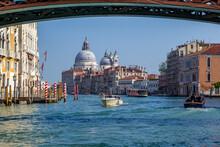 Grand Canal Venise, Italie. Vu...