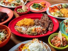 Tex Mex Food