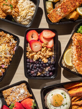 Healthy Takeout Food
