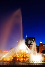 The Buckingham Fountain, In Ch...