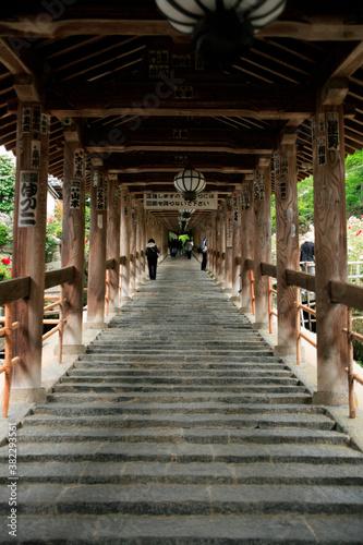 Photo 長谷寺回廊