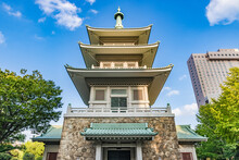 Three-storied Pagoda Of The To...