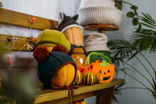 Halloween DIY Indoor Decor. In...