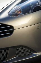 Aston Martin DB9 Detail Front Left